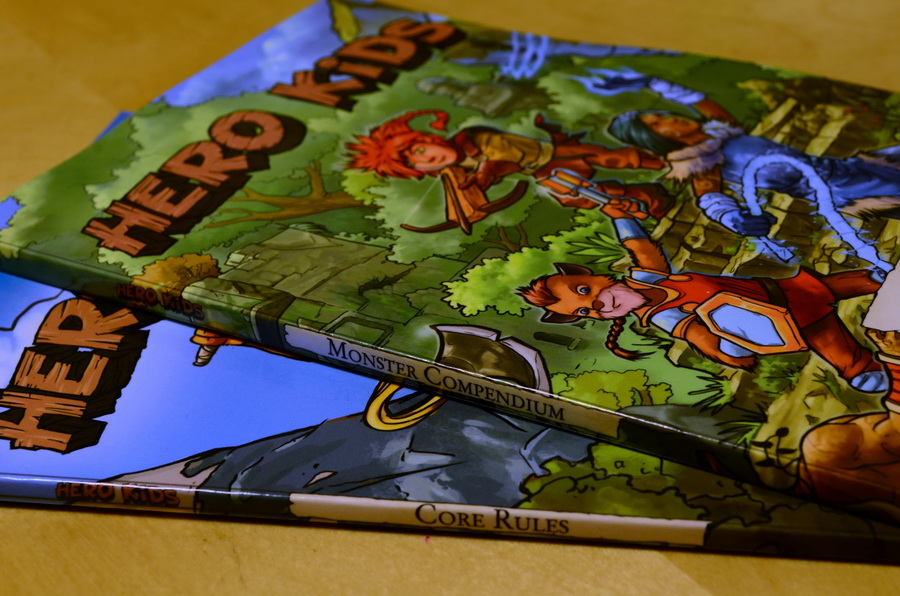 Hero Kids - Print Books