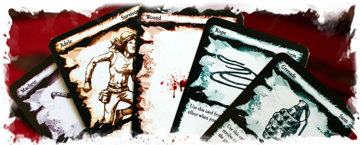 The Road to Ruin - Card Spread