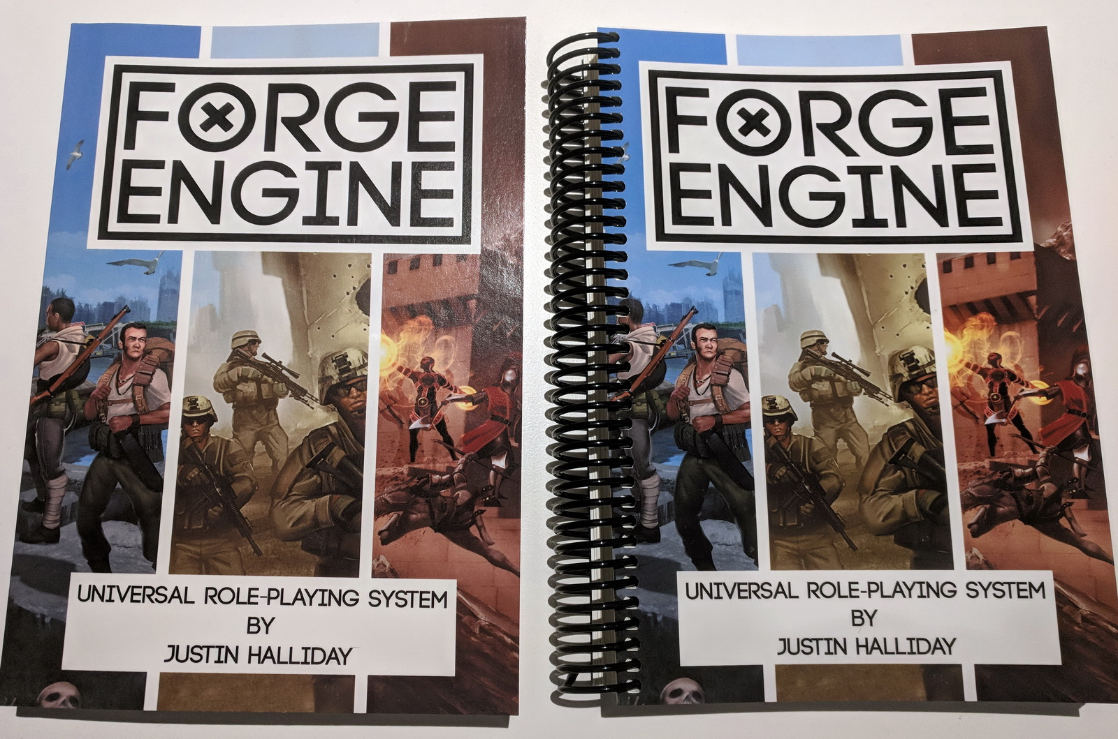 Forge Engine editions